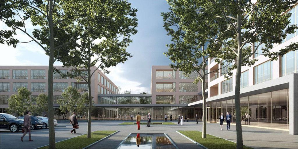 RWE Campus I in Essen